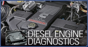 diesel engine diagnostics